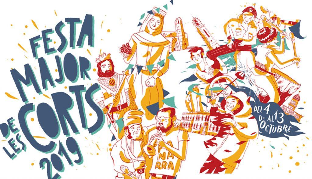 Festa Major Les Corts 2019