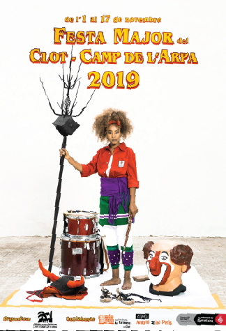 Festa Major del Clot-Camp de l'Arpa 2019