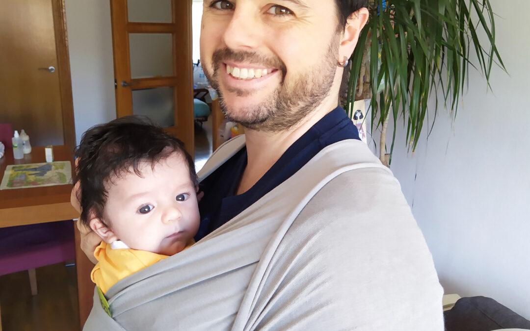 Hombres Igualitarios: «Soy papa»