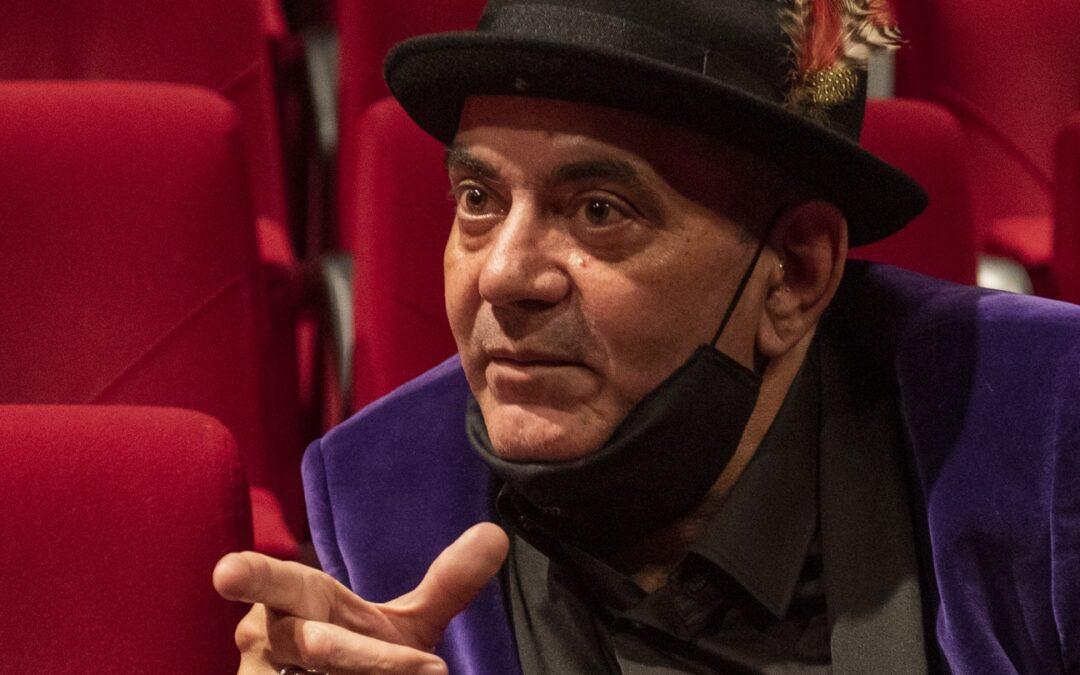 """José Corbacho: """"Nosaltres els humoristes hauríem de dependre més del Ministeri de Sanitat que del Ministeri de Cultura"""""""