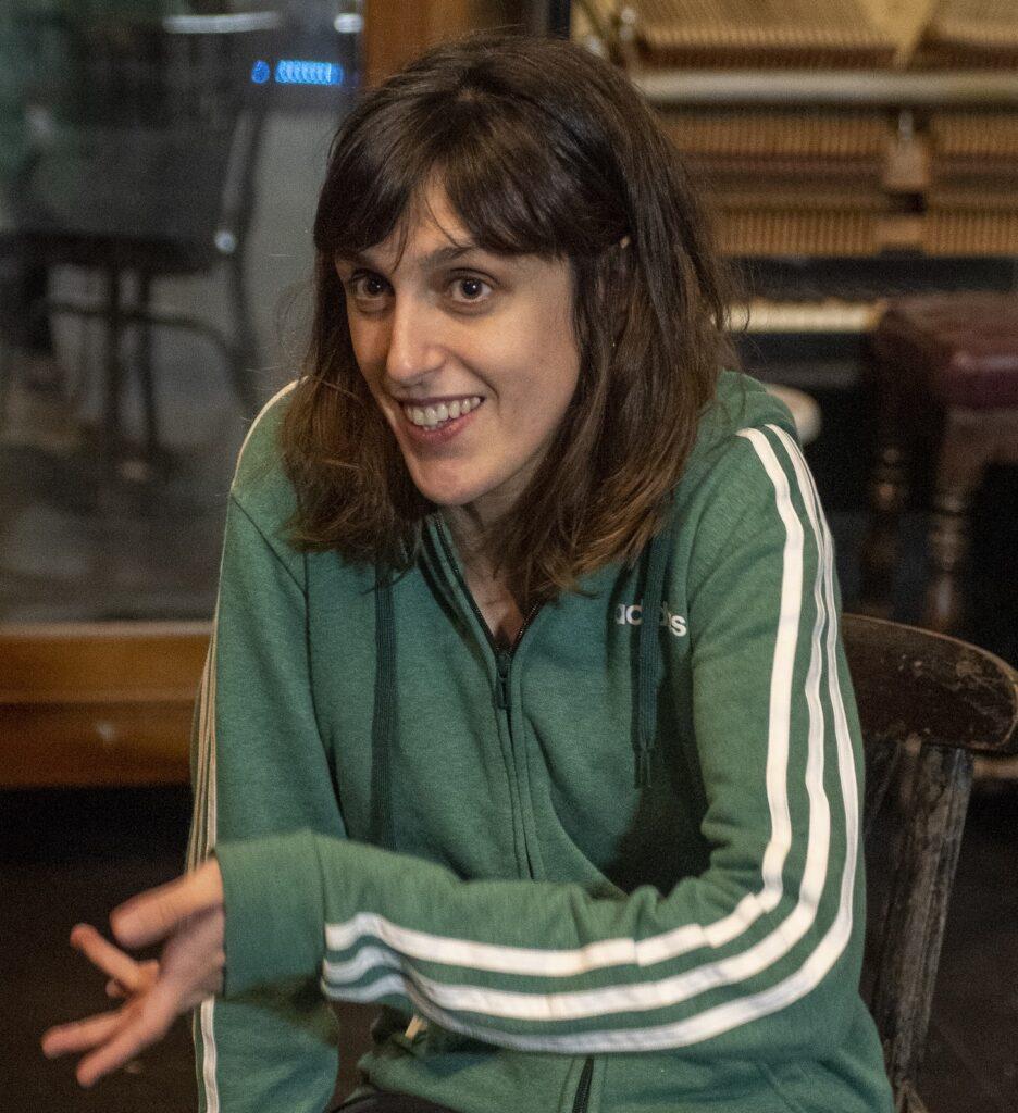 Entrevista a Laura Aubert. www.acelobert.com