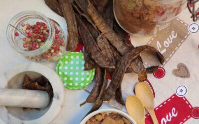 Nutrición Saludable: «¿Chocolate o Algarroba? Los10 beneficios de la Algarroba»