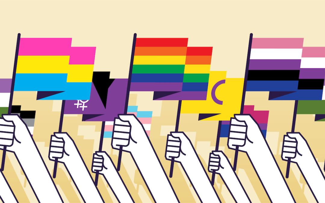 Hombres Igualitarios: «Orgullo «G (ay) / B (isexual)» i masculinidad»