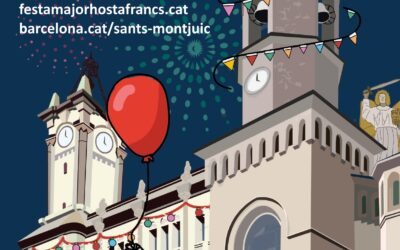 Programa Festa Major d'Hostafrancs 2021