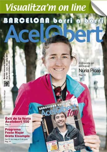 Acelobert Barcelona nº 101 JUNIO 2016