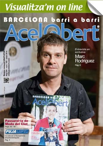 Acelobert Barcelona nº 102 JULIO 2016