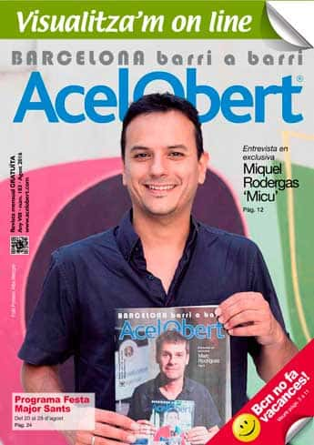 Acelobert Barcelona nº 103 AGOSTO 2016